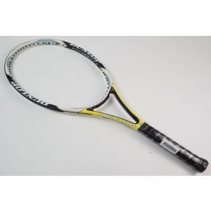 中古 テニスラケット DUNLOP AEROGEL 500 TOUR 2007 (G3)|tennis