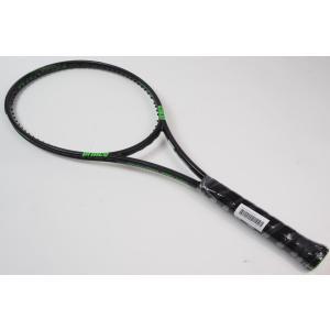 中古 テニスラケット PRINCE PHANTOM PRO 100【一部グロメット割れ有り】【インポート】 (G2)|tennis