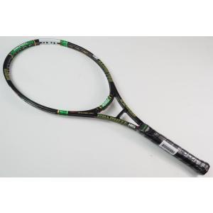 中古 テニスラケット PRINCE EXO3 GRAPHITE 105T 2013 (G2)|tennis