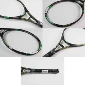 中古 テニスラケット PRINCE EXO3 GRAPHITE 105T 2013 (G2)|tennis|02