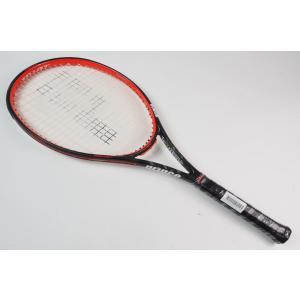 中古 テニスラケット PRINCE BEAST 100 (300g) 2017 (G2)|tennis