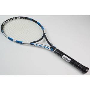 中古 テニスラケット BABOLAT PURE DRIVE TEAM 2015 (G1)