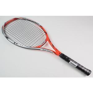 中古 テニスラケット YONEX VCORE Si 98 2014【トップバンパー割れ有り】 (G2) tennis