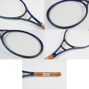 中古 テニスラケット PRINCE MICHAEL CHANG GRAPHITE OS (G4)|tennis|02
