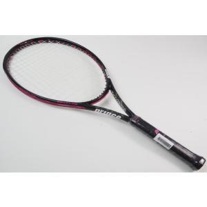 中古 テニスラケット PRINCE BEAST O3 104 2018 (G2)|tennis