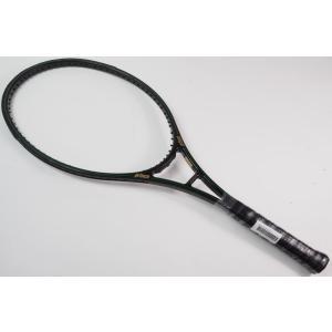 中古 テニスラケット PRINCE GRAPHITE OS CHINA【一部グロメット割れ有り】 (G3) tennis