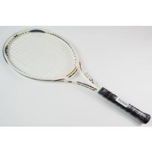 中古 テニスラケット PRINCE TOUR HARRIER DB OS 2004 (G3) tennis