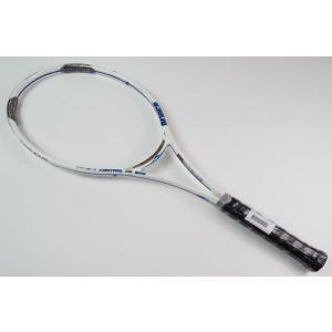 中古 テニスラケット PRINCE MORE CONTROL DB 800 MP BLU & WH (G3) tennis