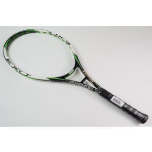 中古 テニスラケット PRINCE EXO3 GRAPHITE 100S 2010 (G2)|tennis