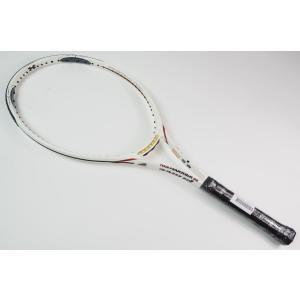 中古 テニスラケット PRINCE TOUR HARRIER DB OS 2004 (G1)|tennis