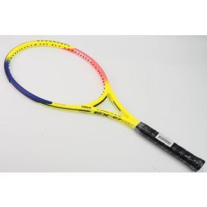 中古 テニスラケット YAMAHA EX-97 TOUR MODEL MID (USL2) tennis