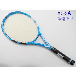 中古 テニスラケット BABOLAT PURE DRIVE 2018 (G2) tennis