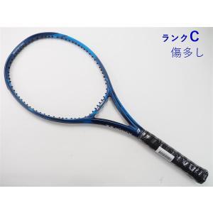 中古 テニスラケット YONEX EZONE 100L GR 2020【インポート】【一部グロメット割れ有り】 (G3) tennis