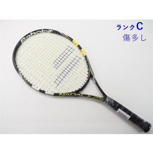 中古 テニスラケット BABOLAT NADAL JUNIOR 25 2013【ジュニア用ラケット】 (G0) tennis