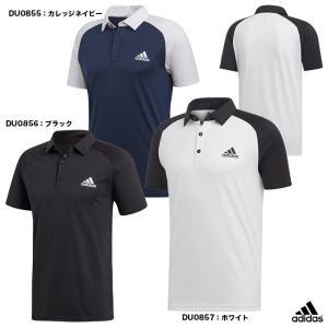 【応援クーポン10%OFF対象商品:8月20日まで】アディダス adidas  テニスウェア メンズ CLUB C/B POLO FRO44 tennisjapan