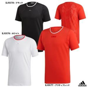 【応援クーポン10%OFF対象商品:8月20日まで】アディダス adidas  テニスウェア メンズ aSMC CREW TEE GHR53 tennisjapan