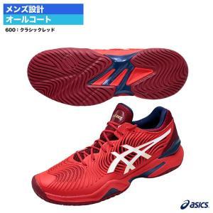 アシックス asics テニスシューズ メンズ COURT FF 2 1041A083(600)
