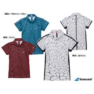 バボラ(BabolaT) テニスウェア レディース ショートスリーブシャツ BAB-1631W