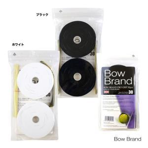ボウブランド BOWBRAND  グリップテープ ボウブランド プログリップ(スーパーウェット 30...