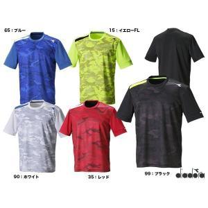 ディアドラ(DIADORA) テニスウェア メンズ グラフィックトップ DTP8534
