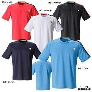 ディアドラ(DIADORA) テニスウェア メンズ トップ DTP9522