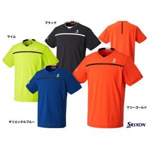 スリクソン(SRIXON) テニスウェア ユニセックス ゲームシャツ SDP-1741|tennisjapan