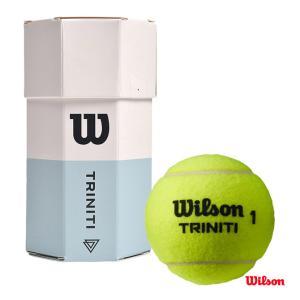 ウイルソン Wilson テニスボール TRINITI 2 BALL(トリニティ 2 ボール) 2球...