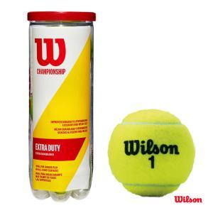 ウイルソン Wilson  テニスボール CHAMPIONSHIP EXTRA DUTY (チャンピ...