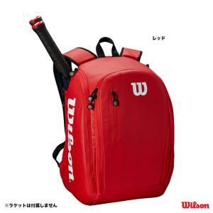【応援クーポン10%OFF対象商品:8月20日まで】ウイルソン Wilson  テニスバッグ ツアー バックパック(レッド) WRZ847996|tennisjapan