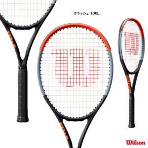 【応援クーポン10%OFF対象商品:8月20日まで】ウイルソン Wilson  テニスラケット クラッシュ 100L CLASH 100L WR008711|tennisjapan