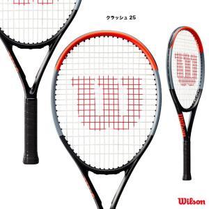 【応援クーポン10%OFF対象商品:8月20日まで】ウイルソン Wilson  テニスラケット ジュニア クラッシュ 25 CLASH 25 WR016210|tennisjapan
