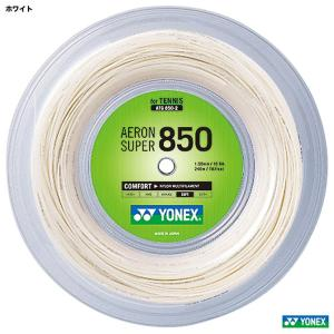 【クーポン10%OFF対象商品:6月21日まで】ヨネックス YONEX  テニスガット ロール エア...