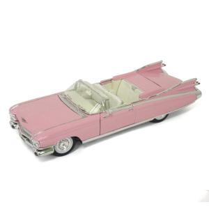 Maisto 1/18 キャデラック エルドラド ピンク 1959 マイスト ミニカー 200-10...
