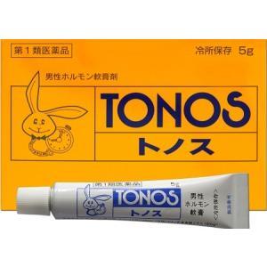 トノス 5g【第1類医薬品】[薬剤師対応]『クリックポスト対応』 tennojikenbishopoka