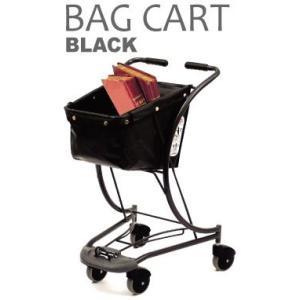 バッグカート ブラック(北海道沖縄離島を除き送料無料です。)|tenpojuki
