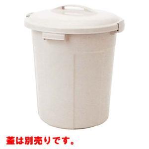 セキスイ エコ 丸型ポリペール #45 本体 【業務用】【同梱グループA】|tenpos