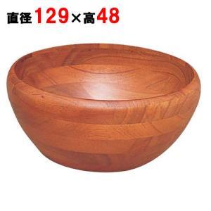サラダボール 木製 SL-125B 【業務用食器】【同梱グループA】 tenpos