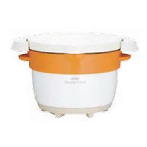 サーモス 真空保温調理器 シャトルシェフ KBB-1600OR オレンジ (業務用)(送料無料)|tenpos