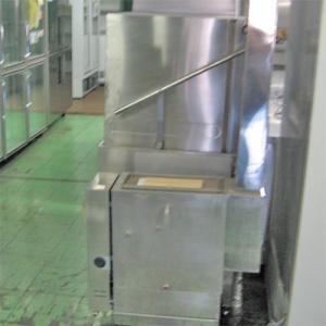 食器洗浄機 横河電子 E5-G26 都市ガス 業務用 中古/送料別途見積 幅960×奥行750×高さ1410|tenpos