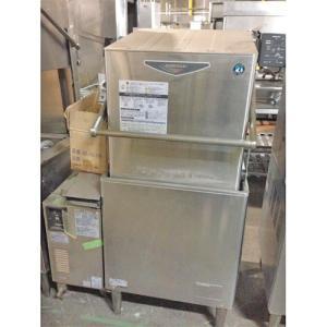 食器洗浄機 食洗機 中古 業務用 ホシザキ 都市ガス JWE-680A 幅640×奥行660×高さ1440|tenpos