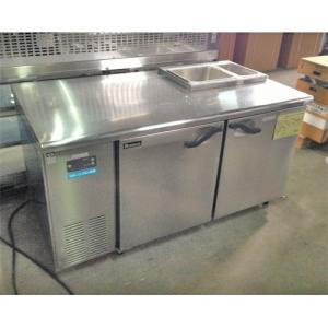 冷蔵サンドイッチコールドテーブル 大和冷機 5773CD改  業務用 中古/送料無料 tenpos