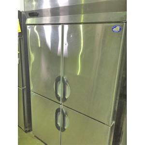 縦型冷凍冷蔵庫 三洋電機 SRR-F1261C2A  業務用 中古/送料別途見積 幅1210×奥行600×高さ2000|tenpos
