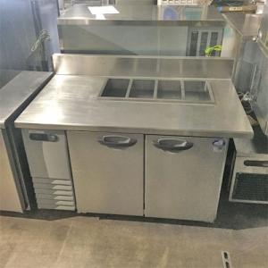 冷蔵サンドイッチコールドテーブル パナソニック SUR-G1271SA  業務用 中古/送料別途見積 tenpos