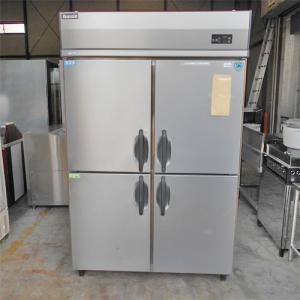 4ドア氷温冷凍冷蔵庫 大和冷機 473CS1 /送料別途見積 幅1200×奥行800×高さ1900|tenpos