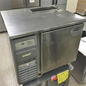 冷蔵サンドイッチコールドテーブル 福島工業 YRW-090RM  業務用 中古/送料別途見積 tenpos