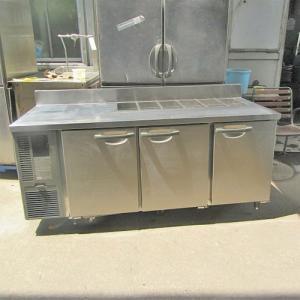 冷蔵サンドイッチコールドテーブル ホシザキ RT-180SDF-ML  業務用 中古/送料無料 tenpos