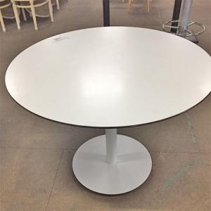 丸テーブル 天板 白  業務用 中古/送料別途見積