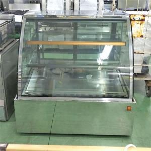対面式 冷蔵ショーケース レマコム RCS-K120S2  業務用 中古/送料別途見積|tenpos