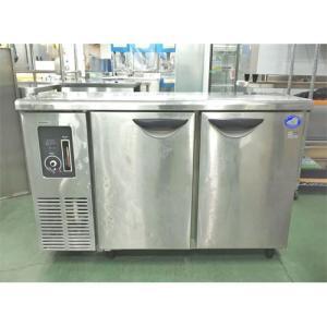 冷蔵コールドテーブル パナソニック(Panasonic) SUC-N1241J  業務用 中古/送料別途見積|tenpos