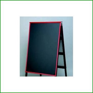 A型黒板アカエ 取替用ボード AKAE-906BOR チョークブラック (業務用)(同梱グループA)|tenpos